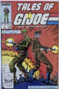 Tales Of G.I. Joe #7 (1988) FINE
