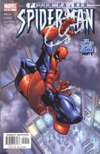 Peter Parker: Spider-Man #54, NM + (Stock photo)