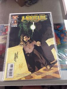 Witchblade #88 NM Adam Hughes cover Signed