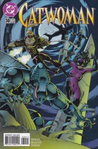Catwoman (1993 series) #30, NM + (Stock photo)