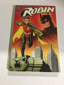 Robin A Hero Reborn Nm Near Mint DC Comics SC TPB