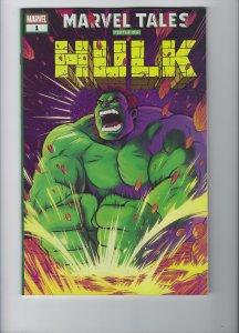 Marvel Tales: Hulk #1 (2019)