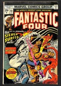 Fantastic Four #155 (1975)