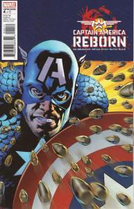 Reborn (Marvel) #4 VF/NM; Marvel | save on shipping - details inside