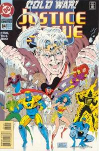 Justice League (1987 series) #84, NM (Stock photo)
