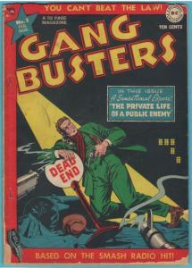 Gang Busters 2 Mar 1948 GD-VG (3.0)