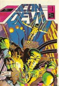 Icon Devil #1 VF; Spider Optics | save on shipping - details inside