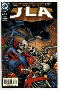 JLA Justice League America #73 (DC, 2002) VF