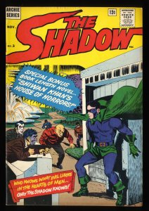 Shadow #3 FN 6.0 (Archie)