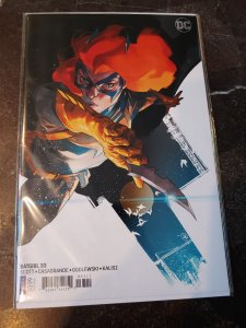 BATGIRL #33 VIRGIN VARIANT NM