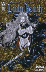 Lady Death: Abandon All Hope #2H VF/NM; Avatar | save on shipping - details insi