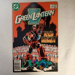 Green Lantern 209 Very Good/Fine