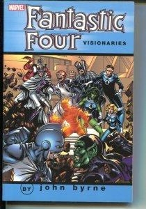 Fantastic Four: Visionaries-John Byrne-Vol 5-2005-PB-VG/FN