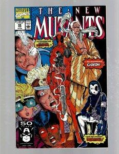 New Mutants # 98 NM Marvel Comic Book XMen Wolverine Cable X-Force DEADPOOL SM19
