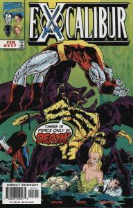 Excalibur #117 VF; Marvel | save on shipping - details inside
