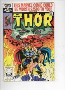 THOR #299 VF/NM God of Thunder Valkyrie 1966 1980, more Thor in store