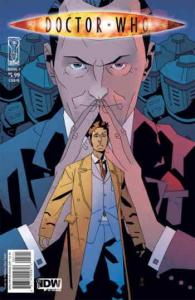 Doctor Who (3rd Series) #5B FN; IDW | save on shipping - details inside