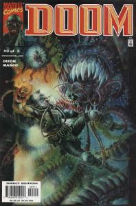Doom #3 VF/NM; Marvel | save on shipping - details inside