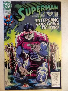 SUPERMAN VOL II # 60