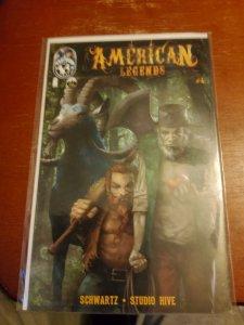 American Legends #4 (2014)