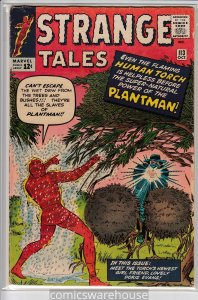 STRANGE TALES (1951 MARVEL) #113 GOOD+ -05361