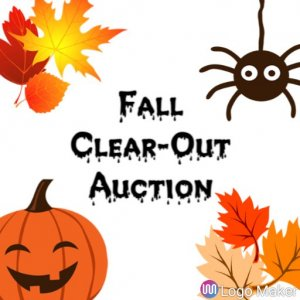 The Big Fall Clear-Out Auction