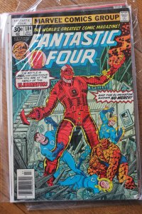 FANTASTIC FOUR #184 (Marvel,1977) Condition FN