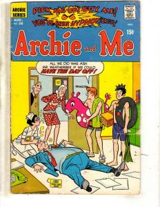 5 Archie Comics Archie & Me # 36 40 63 + Everything's 14 + World Of # 171 JL28