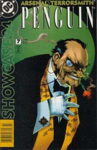 Showcase '94 #7, NM (Stock photo)