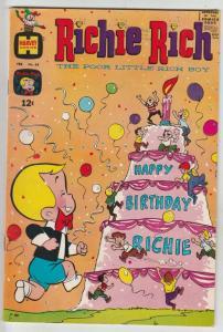 Richie Rich #66 (Feb-68) FN Mid-Grade Richie Rich