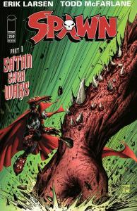 Spawn #259 Satan Saga Wars Pt 1 (Image, 2015) NM