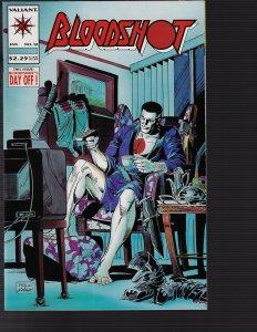 Bloodshot #12 (Valiant, 1994) NM