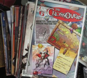 CrossGen Sampler Lot of 32 Comic Books First Path Scion Sigil Sojourn VF/+ 2000s