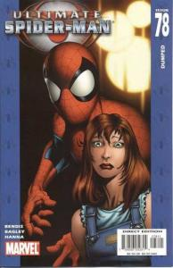 Ultimate Spider-Man (2000 series) #78, NM (Stock photo)