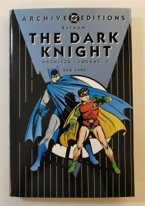 ARCHIVE EDITIONS BATMAN: THE DARK KNIGHT VOL.3 HARD COVER FIRST PRINT