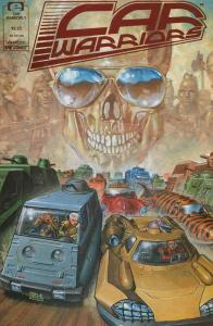 Car Warriors #3 VF/NM; Epic   save on shipping - details inside