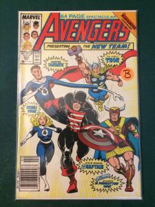 Avengers #300 64 page Spectacular presenting the NEW TEAM!