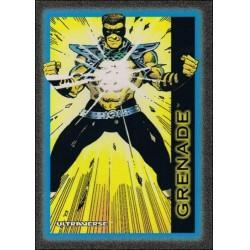 1993 Skybox Ultraverse: Series 1 GRENADE #15