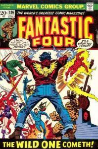 Fantastic Four (1961 series) #136, Fine- (Stock photo)