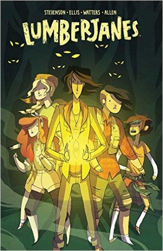 Lumberjanes Vol. 6: Sink or Swim