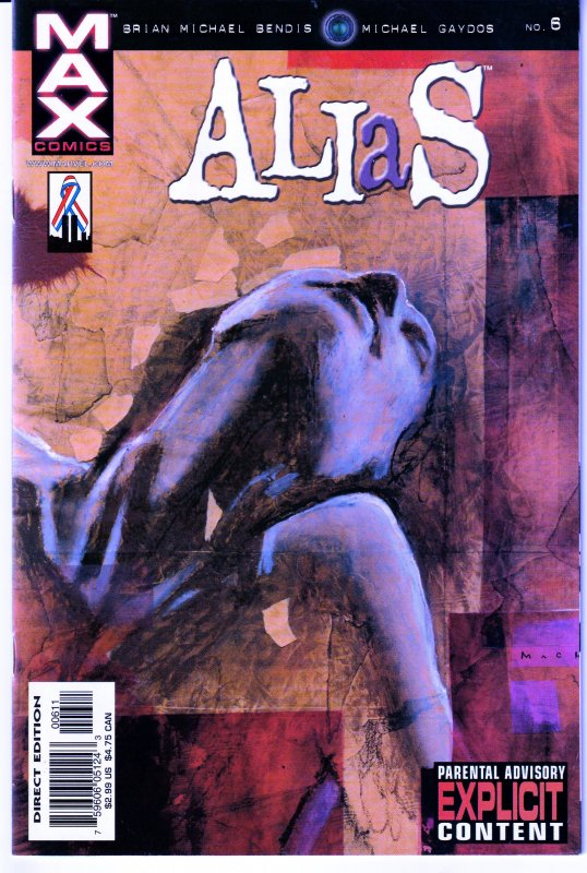 Alias(vol. 1) # 2,3,4,5,6,7,8,9 Captain America and Rick Jones(?)