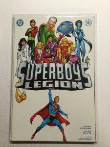 Superboys Legion 1 2 Near Mint Nm  Elseworlds Dc Comics
