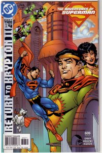 Adventures of Superman   vol. 1   #606 VF (Return to Krypton II 2)