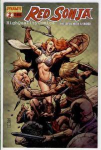 RED SONJA #2, NM, She-Devil, Sword, Mel Rubi, 2005, more RS in store