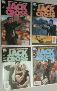 Jack cross set:#1-4 8.0 VF (2005)