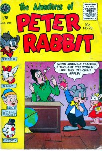 Adventures of Peter Rabbit # 28
