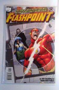 Flashpoint #1 (1999) DC Comics 9.2 NM- Comic Book