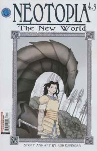 Neotopia Vol. 4: The New World #3 FN; Antarctic | save on shipping - details ins