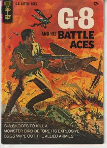 G-8 and His Battle Aces # 1   The Master Spy of World War I