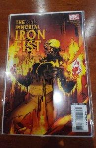 The Immortal Iron Fist #17 (2008)